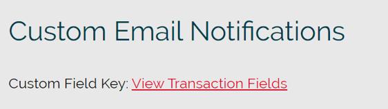 kb vt custom emails